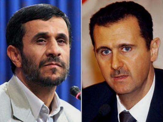 al asad y ahmadinejad entre los peores dictadores del mundo