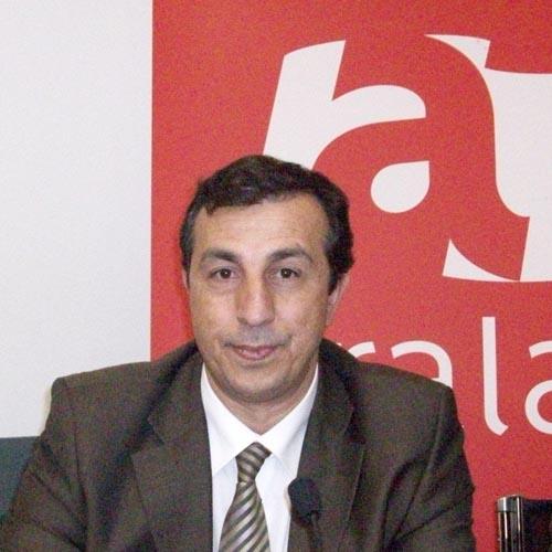 Abdullah Demirbas durante su estancia en Euskal Herria 2008 / astekaridigitala.net