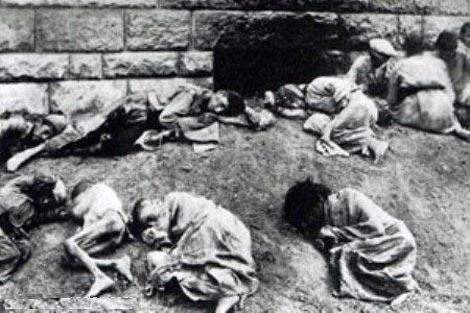 Una imagen del Genocidio de Dersim