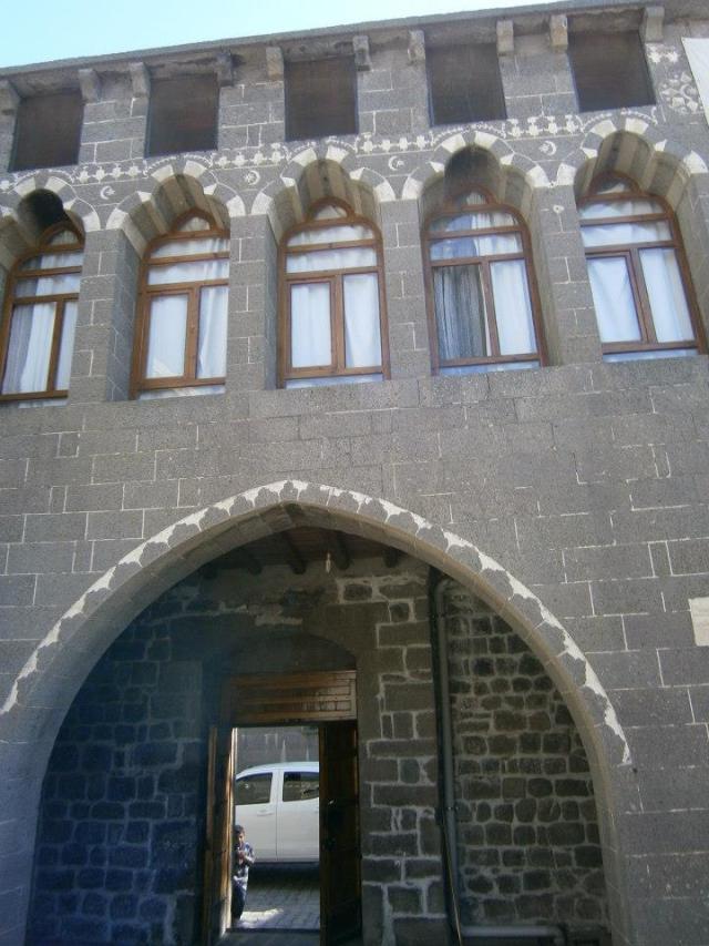 Iglesia de la Virgen María Siriana Ortodoxa (Asiria).