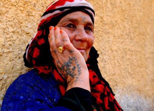 Deq el tatuaje kurdo
