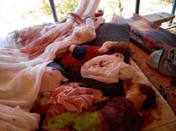 Una familia masacrada en su casa / Welati.net